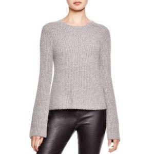 Joie Nekane wool sweater gray